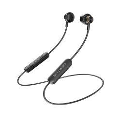 BlitzWolf-BW-BTS5, Bluetooth Kopfhörer, V5.0 In Ear Kopfhörer magnetische Headset IPX5 AptX Stereo Sport Ohrhörer 8 Stunden Spielzeit mit Mikrofon