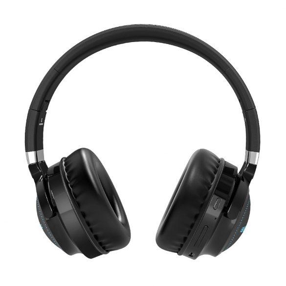 BlitzWolf® BW-HP0 Pro headphone - 42 Stunden Spielzeit, HiFi-Soundsystem, RGB-Beleuchtung