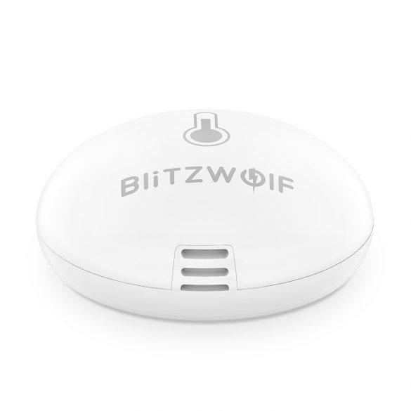 BlitzWolf® BW-IS8 ZigBee Smart Temperatur- und Feuchtigkeitssensor