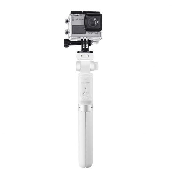 BlitzWolf BW-BS3 weiß Bluetooth Selfie Stick Stativ