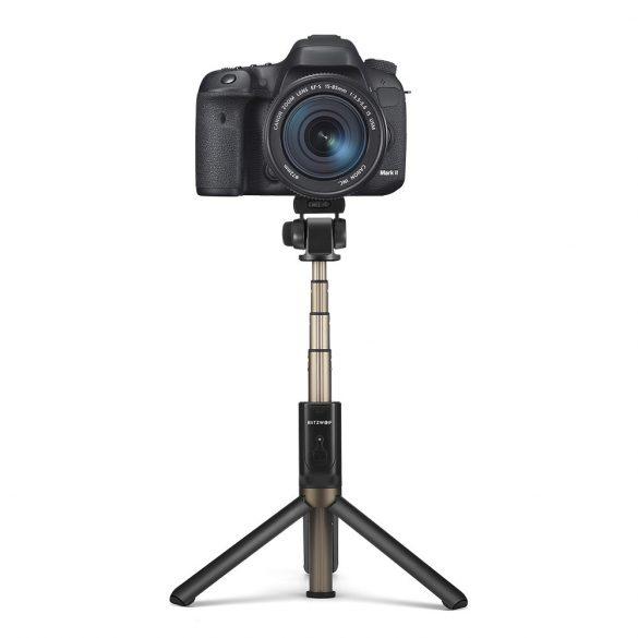 BlitzWolf BW-BS3 Sport Bluetooth Selfie Stick Stativ