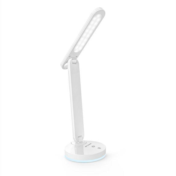 LED Schreibtischlampe (200lm) mit RGB Farbfuß und Akku - BlitzWolf® BW-LT16