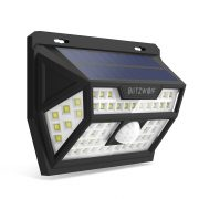 Outdoor Solar Lampe - BlitzWolf BW-OLT1 mit Bewegungsmelder, IP64 wasserdicht