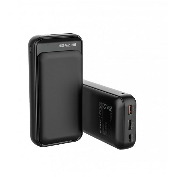 BlitzWolf® BW-P11 / 20000mAh Power Bank  Qualcomm Quick Charge 3.0 for Samsung, iPhone, iPad and More