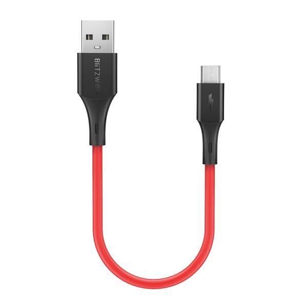 BlitzWolf® BW-MC12 - 30 cm USB Micro kabel