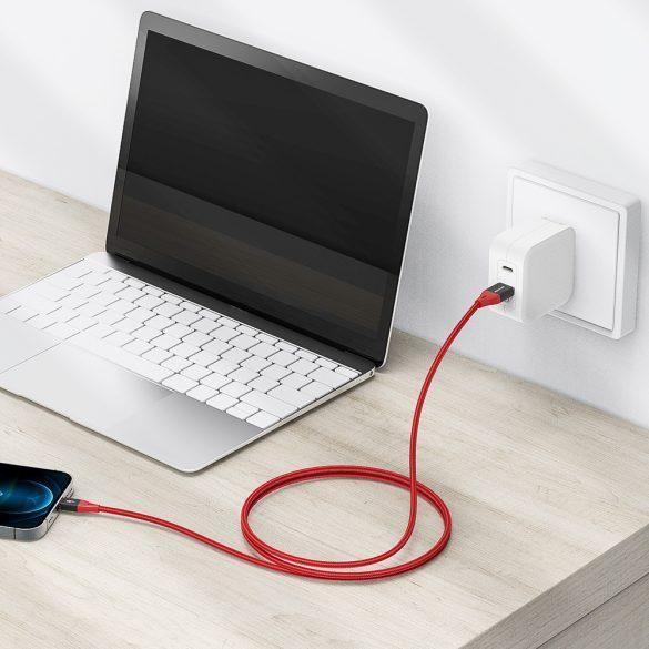 90 cm Apple Lightning Kabel für alle Apple Geräte und iPhones Typ - BlitzWolf® BW-MF9 Pro