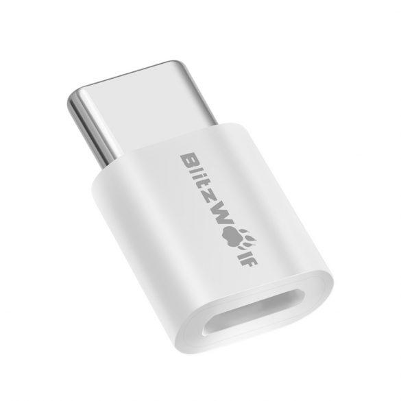 USB-C to Micro USB Adapter (2pcs) - BlitzWolf® BW-A2