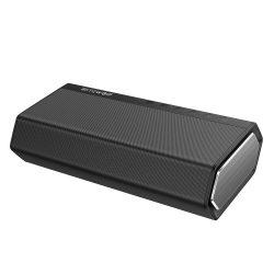 BlitzWolf BW-AS2 40W Portable Wireless Lautsprecher Bluetooth 4.2 Speaker mit starke Hifi Sound, 11 Stunden Spielzeit, 30W Dual-Treiber, Mikrofon, Aux-Eingang