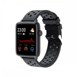 BlitzWolf®BW-HL1 Pro Smartwatch mit 1,54-Zoll-Full-Touch, zwei Menüs, 20-Tage-Standby, IP68 wasserdicht, Gesundheitsmonitor und Sport-Tracking