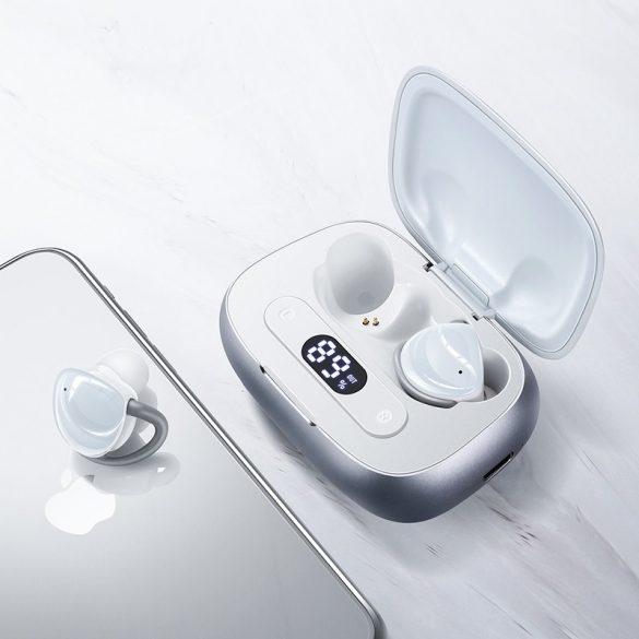 JOYROOM JR T10 Weiß - Ladebox HiFi-Bluetooth-TWS-Ohrhörer, Airoha-Chip, Aluminiumgehäuse, große Akkukapazität
