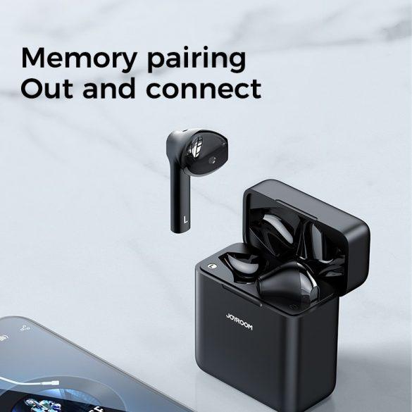 JOYROOM JR T10 schwarz - Ladebox HiFi-Bluetooth-TWS-Ohrhörer, Airoha-Chip, Aluminiumgehäuse, große Akkukapazität