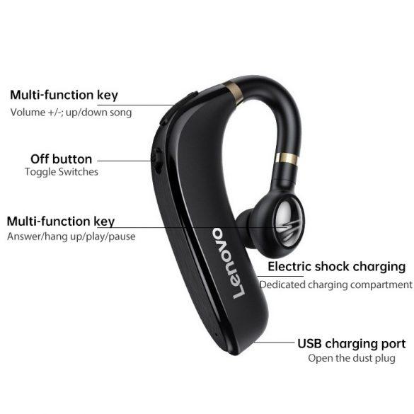 Lenovo HX106 Wireless Bluetooth 5.0 Headset