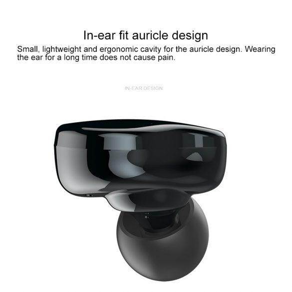 Sabbat E12 Ultra (grau )with QI-wireless charging - TWS Kabellose Bluetooth-Kopfhörer In-Ear-Headsets Bluetooth 5.0 Auto-Pairing mit 750mAh-Ladebox Unterstützt Wireless Charge