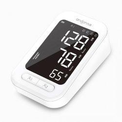 Xiaomi Youpin Andon 5907 - automatisches digitales Blutdruckmessgerät, Pulsoximeter mit Herzfrequenzmesser, Tonometrie, Blutdruckmessgerät
