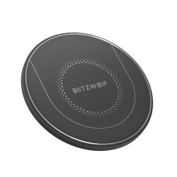 BlitzWolf Wireless Ladegerät, 15W mit 2-Spulen Faltbare schnelle Wireless Charger Pad Ständer