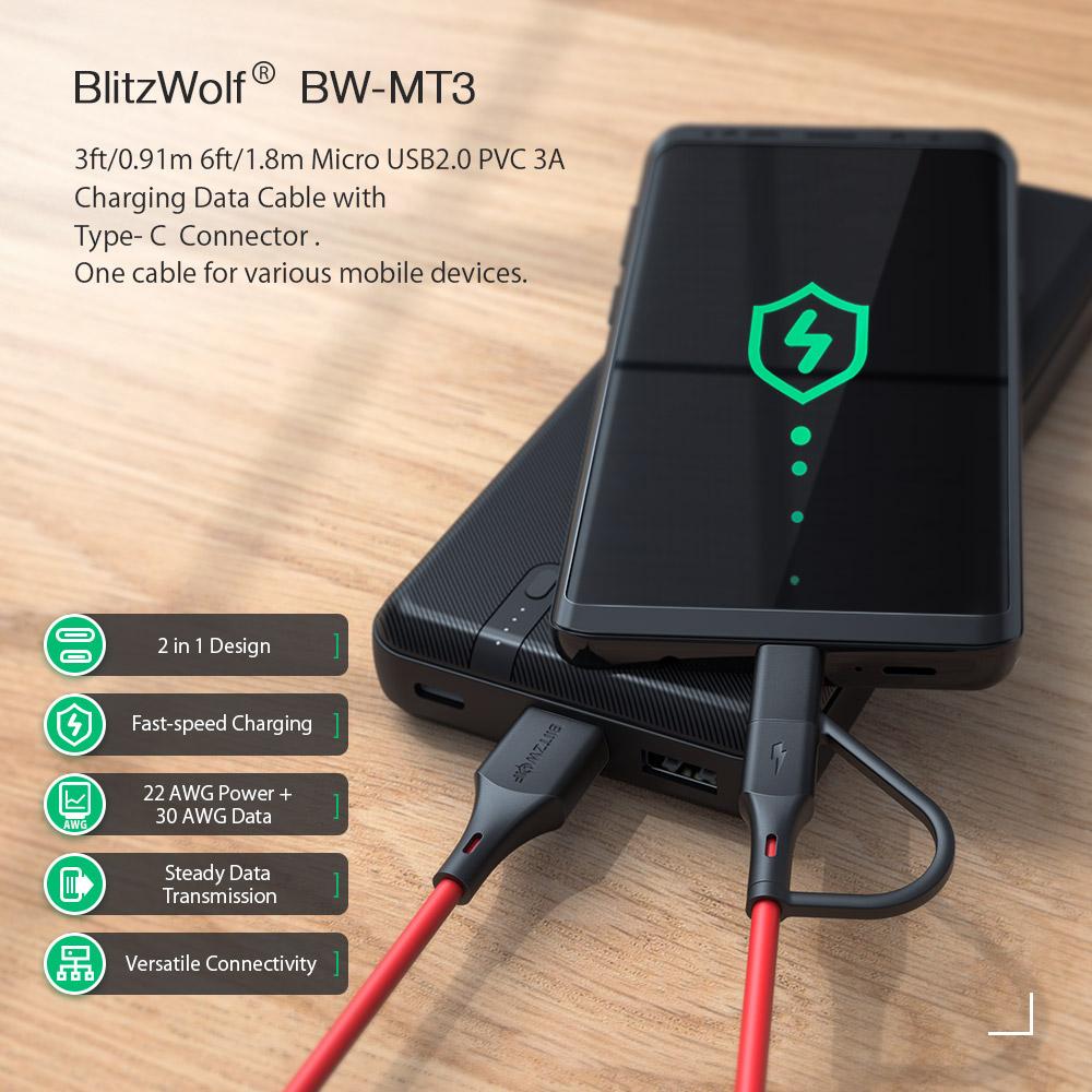 Blitzwolf BW-MT3