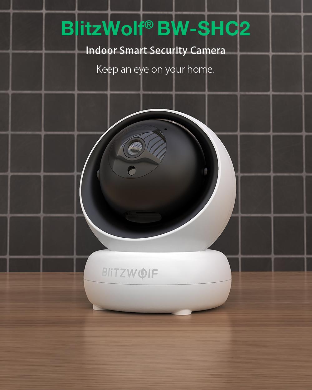 Blitzwolf BW-SHC2 - IP camera